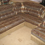 Молжаниновский - реставрация диванов