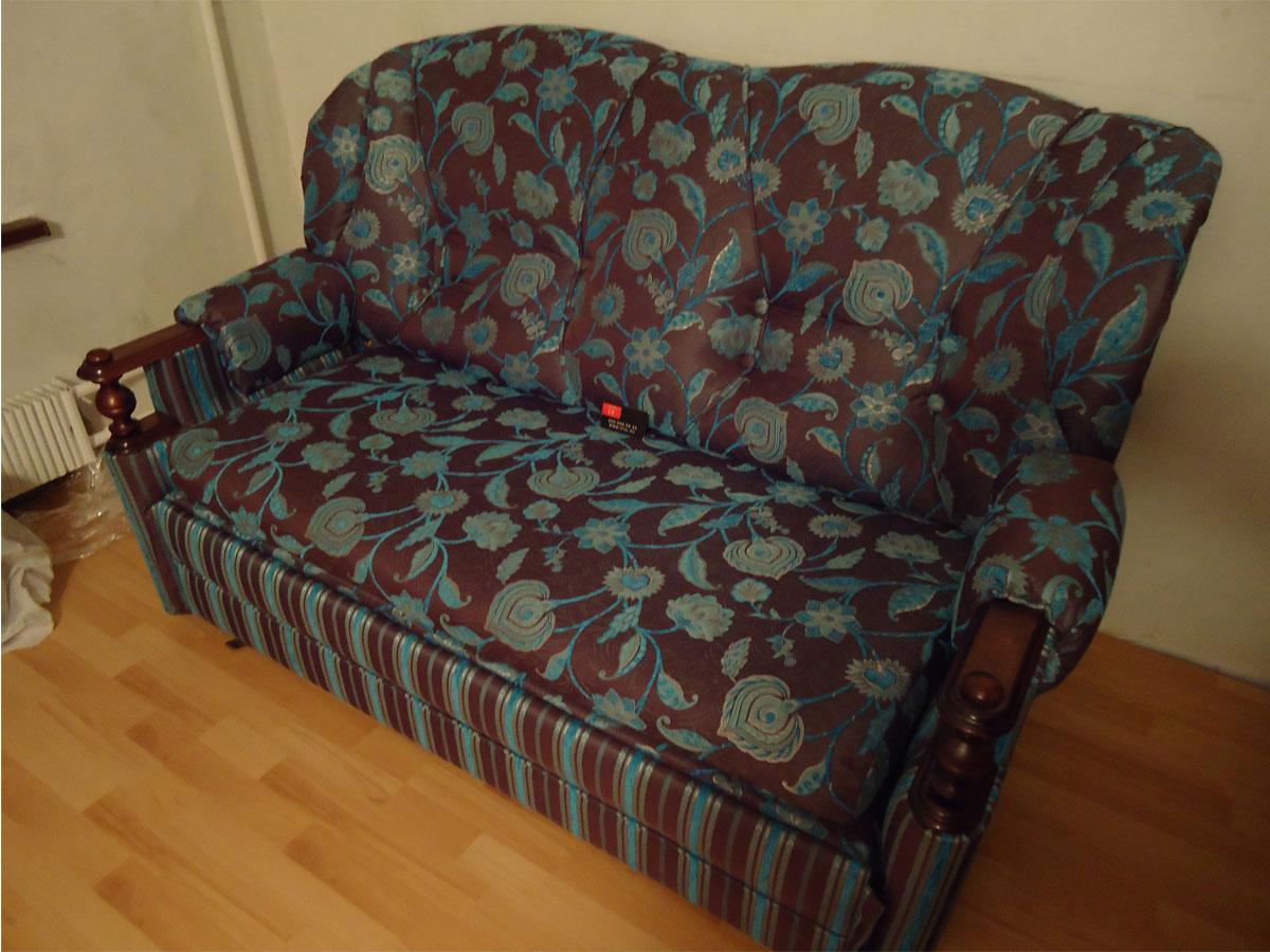 Реставрация подлокотников дивана своими руками