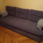 Одинцовский - ремонт мягкой мебели