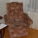 Гольяново - ремонт мягкой мебели