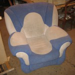Головинский - перетяжка диванов