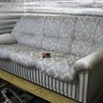 Чеховский - перетяжка мягкой мебели