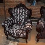 Партийный - реставрация диванов