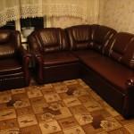 Партийный - перетяжка диванов