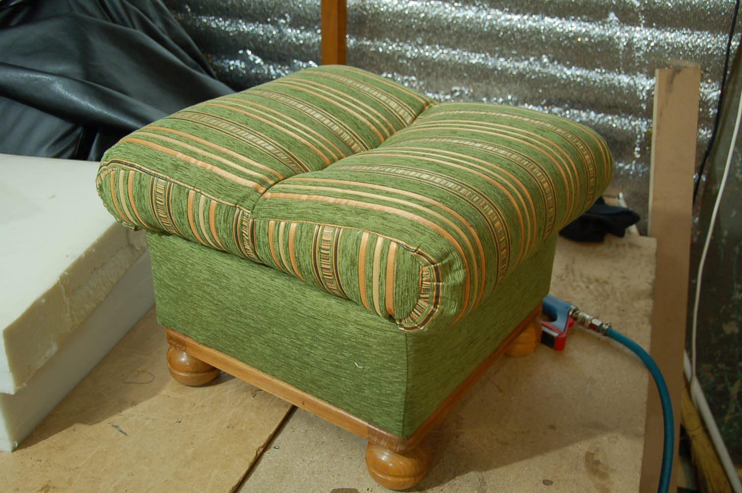 Перетяжка мебели своими руками на дому - это просто 83