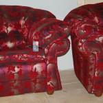 Старый Арбат - обивка диванов