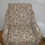 Октябрьский переулок - перетяжка мягкой мебели