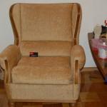 Новый Арбат - ремонт мягкой мебели