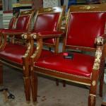 Новый Арбат - обивка мягкой мебели