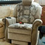 Проезд Дежнева - перетяжка диванов