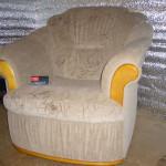 Петровка - перетяжка диванов