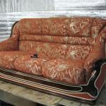 Лесная - перетяжка диванов