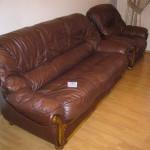Люблинская - перетяжка диванов