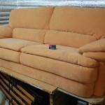 Гостиничная - перетяжка диванов