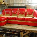 Серпуховский Вал - обивка диванов