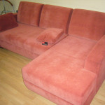 Серпуховский Вал - реставрация диванов