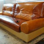 Южнопортовая - перетяжка мягкой мебели