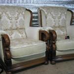 Нагатинская - реставрация - мягкой мебели
