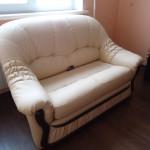 Дмитрия Ульянова - реставрация диванов