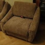 Первомайская - реставрация мягкой мебели