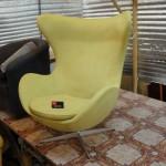 Красноказарменная - реставрация мягкой мебели