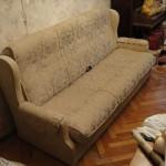 Нижние Мневники - ремонт мягкой мебели