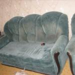 Народного ополчения - перетяжка мягкой мебели