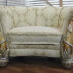 Краснобогатырская - реставрация мягкой мебели