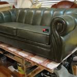 Краснобогатырская - обивка диванов