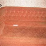 Ярославский - реставрация диванов