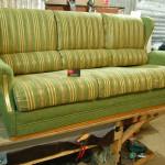 Полярная - реставрация мягкой мебели