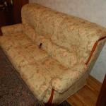 Бориса Галушкина - перетяжка мягкой мебели
