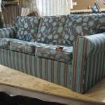 Широкая - обивка диванов