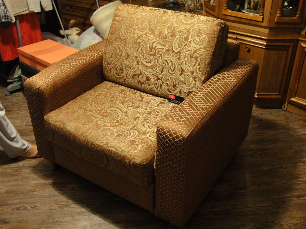 Реставрация дивана и кресла своими руками