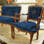 Некрасовка - перетяжка мягкой мебели