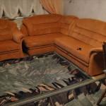 Солнцевский проспект - обивка диванов