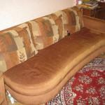 Союзный проспект - ремонт мягкой мебели