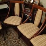 Федеративный проспект - перетяжка мягкой мебели