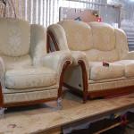 Некрасовка - обшивка диванов
