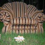 Кутузовский проспект - перетяжка мягкой мебели