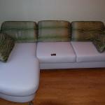 Зелёный проспект - перетяжка мягкой мебели