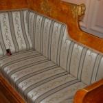 Зелёный проспект - перетяжка диванов