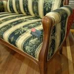 Зелёный проспект - обивка диванов