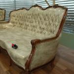 Измайловский проспект - обивка диванов