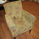 Измайловский проспект - перетяжка мягкой мебели