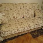 Куркино - ремонт мягкой мебели