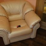 Бескудниковский бульвар - перетяжка мягкой мебели