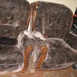 Бульварное кольцо - обивка диванов