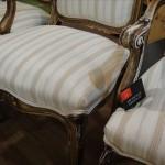 Волжский бульвар - перетяжка мягкой мебели