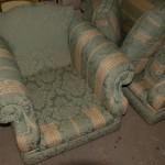 Гоголевский бульвар - обивка диванов